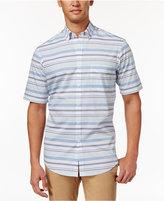 Club Room Men's Stripe Shirt, Only at Macy's