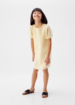 MANGO Structured dress