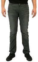 Calvin Klein Jeans Men's Slim Straight Washed Indigo Cord