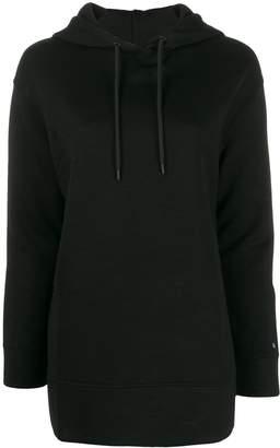 Calvin Klein loose fit logo hoodie