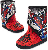 Disney Spider-Man Deluxe Slippers for Kids