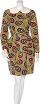 Stella Jean Nilde Wax Dress