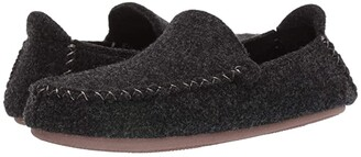Tempur-Pedic Dylan (Gray/Wool Textile) Men's Slippers