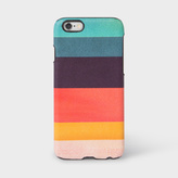 Paul Smith Artist Stripe Leather iPhone 6 Case