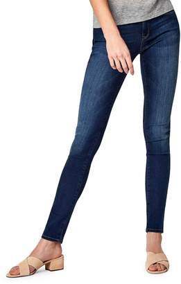 Mavi Jeans Adriana Mid-Rise Skinny Jeans