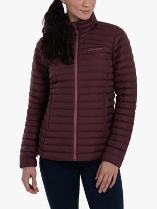 Berghaus Nula Women's Insulated Jacket, Purple