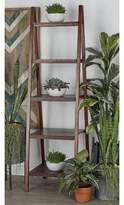 Cole & Grey Ladder Bookcase Cole & Grey