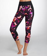 Calvin Klein Performance Digital Rose Cropped Leggings