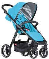 Phil & Teds Smart Travel System Bundle in Cyan