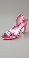 Shoes Provence Metallic High Heel Sandal