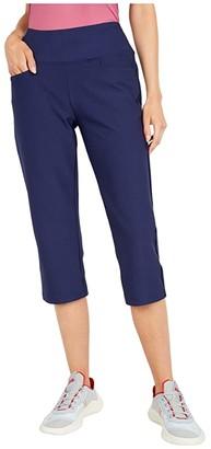 Puma PWRSHAPE Capris (Peacoat) Women's Casual Pants