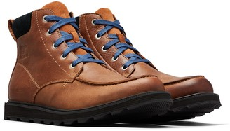 Sorel Madson Moc Toe Admiral Waterproof Boot