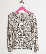 Fire Girls Printed Top