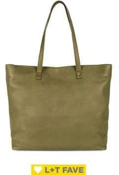 American Leather Co. Nashville Leather Tote