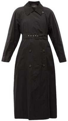 Max Mara Tebe Coat - Womens - Black