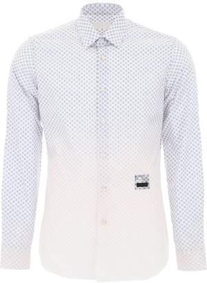 Prada Faded Printed Shirt
