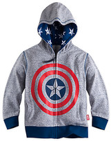 Disney Captain America Icon Hoodie for Boys