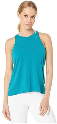 Onzie Flow Tank (Teal) Women's Clothing