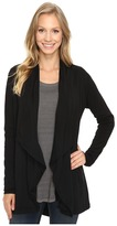 Mod-o-doc Cotton Spandex French Terry Cardigan