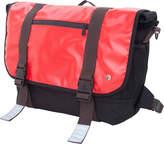 Token Lorimer Vinyl Messenger Bag (Large)