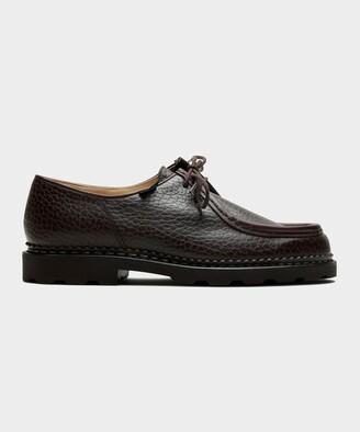 Paraboot Michael Bison Shoe in Brown