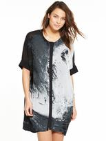 Religion Amore Shirt Dress