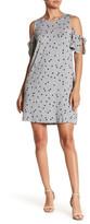 Kensie Cold Shoulder Dress