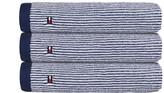 Tommy Hilfiger Navy Milleraies Towel