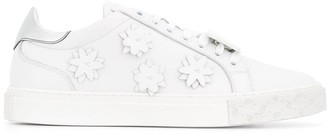 Blumarine Flower Patch Sneakers