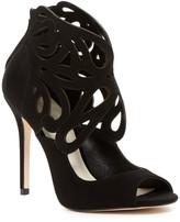 Karen Millen Ankle Caged Heeled Sandal