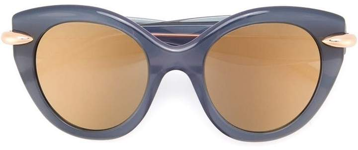 Pomellato Eyewear cat eye sunglasses