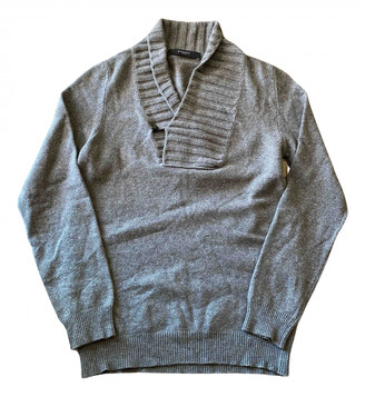 Givenchy Grey Wool Knitwear & Sweatshirts