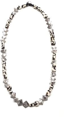 Saint Laurent Beaded Necklace