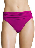 Tommy Bahama Solid High Waist Sash Bottom