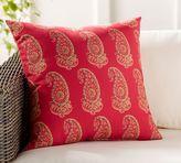 Pottery Barn Nalani Block Print Indoor/Outdoor Pillow