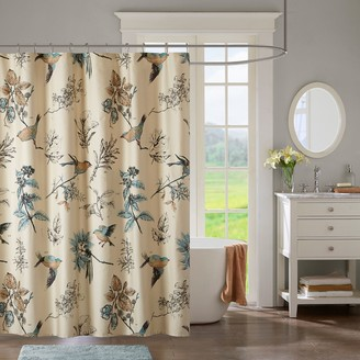 Madison Home USA Pierce Printed Shower Curtain