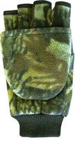 Asstd National Brand QuietWear Insulated Fleece Flip-Top Gloves