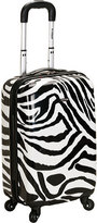 """Rockland 20"""" Polycarbonate Carry On F191"""