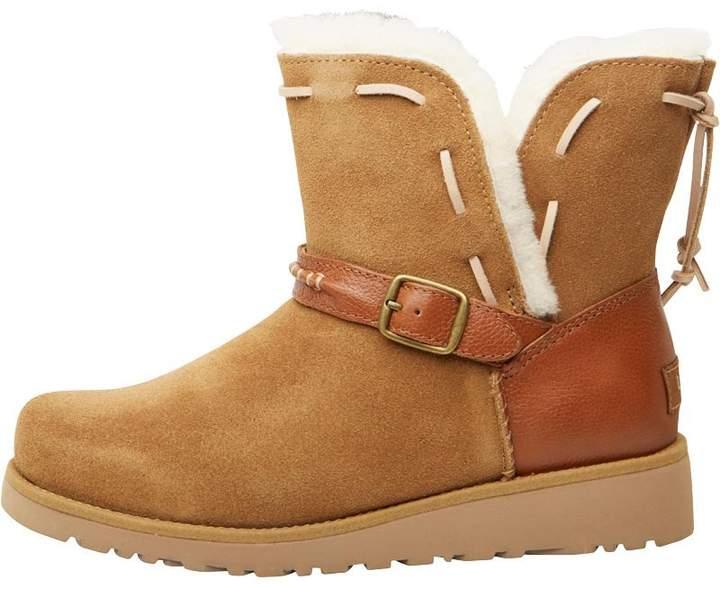 da3222035b1 Girls Tacey Boots Chestnut