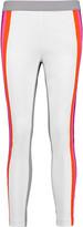 NO KA 'OI No Ka'Oi Hiapo striped stretch-jersey leggings