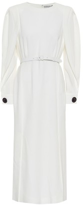 Givenchy Wool crepe midi dress