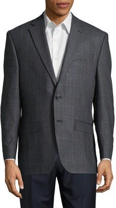 Lauren Ralph Lauren Gingham Suit Jacket
