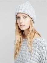 Calvin Klein Cashmere Rib Hat
