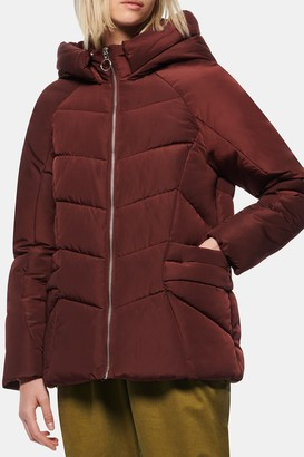 Andrew Marc Yorkshire Hooded Sporty Puffer Jacket