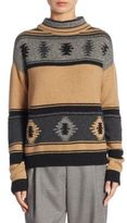 Akris Punto Knit Wool Pullover