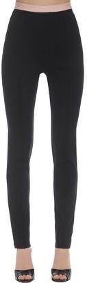 Gucci Compact Stretch Jersey Leggings