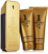 Paco Rabanne 1 Million 3-Piece Fragrance Gift Set