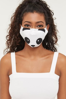 Ardene Reusable Panda Face Covering with Filter
