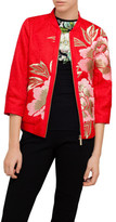 Ted Baker Herrne Regal Romance Bomber Jacket