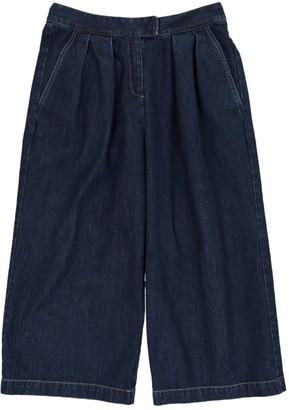 Self-Portrait Blue Cotton Jeans for Women